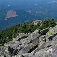Mt. Pilchuck Lookout with Gary 8/21