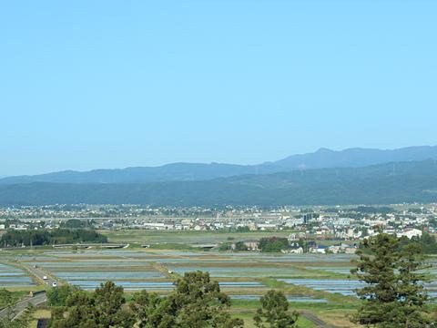 名鉄バス「名古屋~新潟線」 2607 車窓 その5