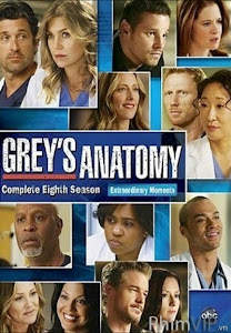 Ca Phẩu Thuật Của Grey - Phần 11 - Grey's Anatomy Season 11 poster