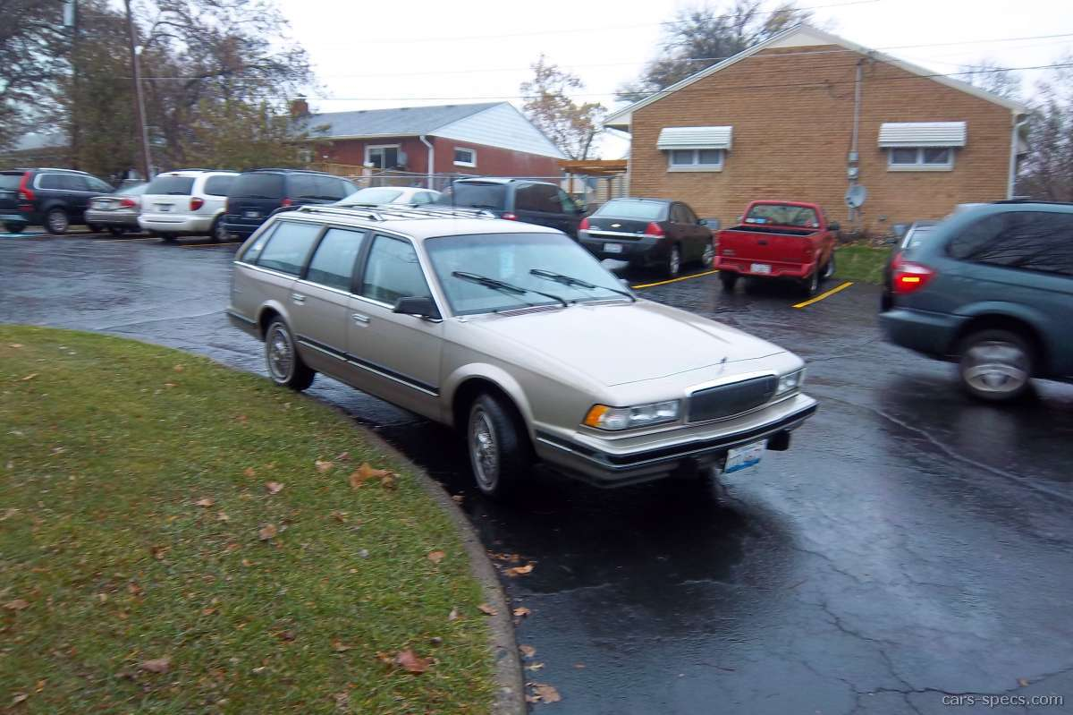 1991 buick century limited wagon 2 5l 4 cyl 3 speed automatic
