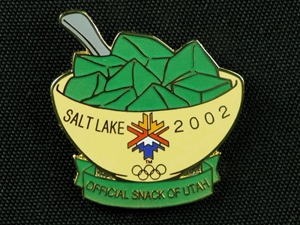 olympic jello pin