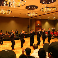 Convention XX Step Showcase