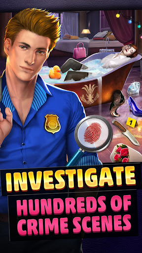 Criminal Case: Save the World!  screenshots 1