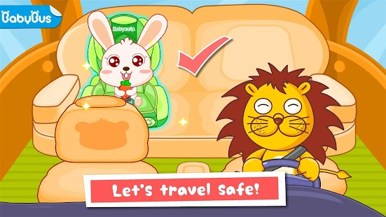Car Safety - Seats- screenshot thumbnail