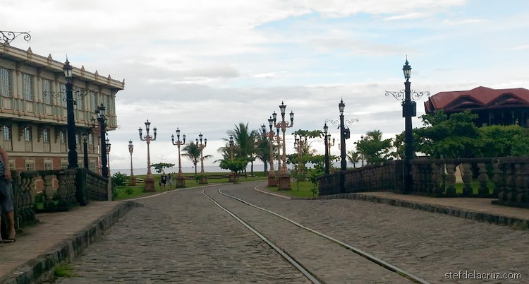 vintage lampposts