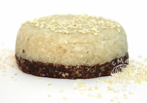 Халва кунжутно-кокосова