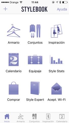 stylebook app iphone