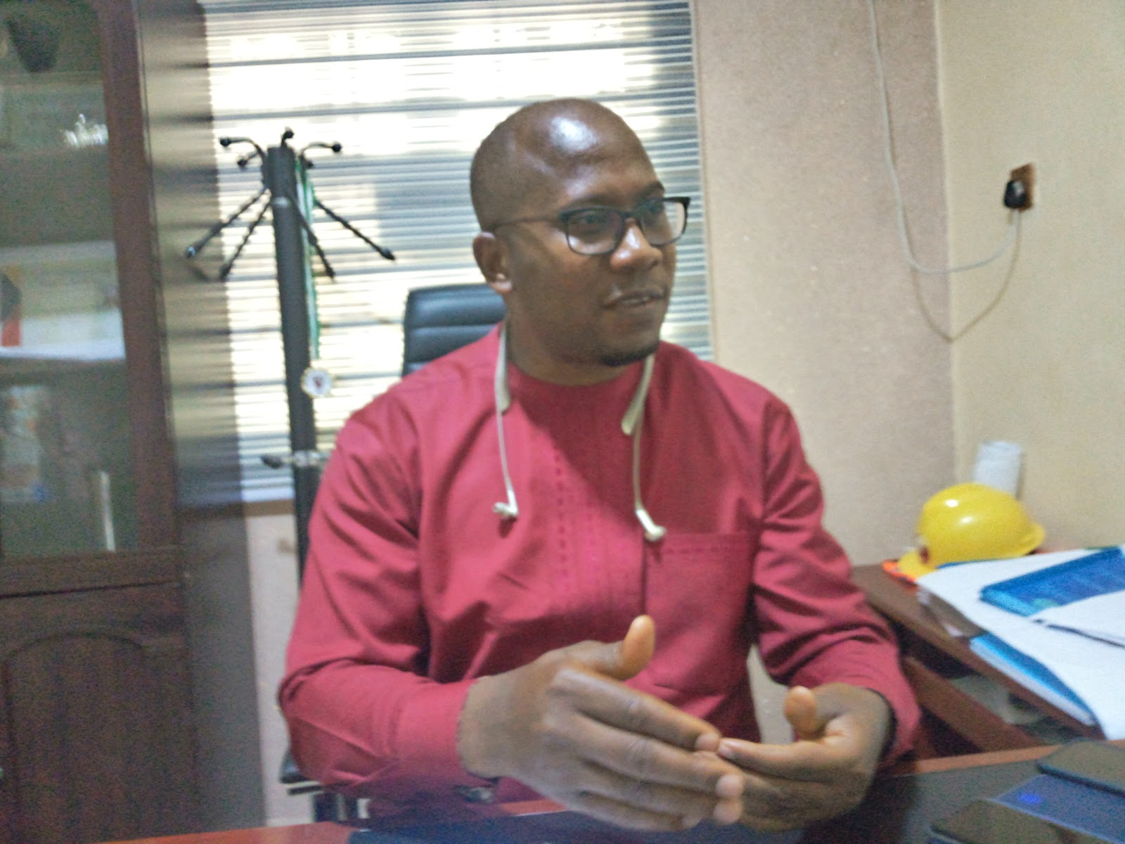 The Challenges Of Real Estate Developer In Nigeria Is Land Use Acts-Maxwel
