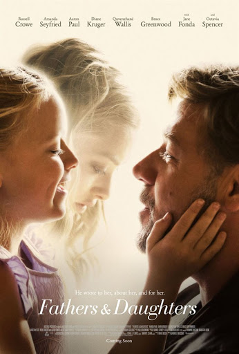 Πατέρας και Κόρη (Fathers And Daughters) Poster