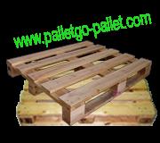 thanh lý pallet gỗ keo 40k