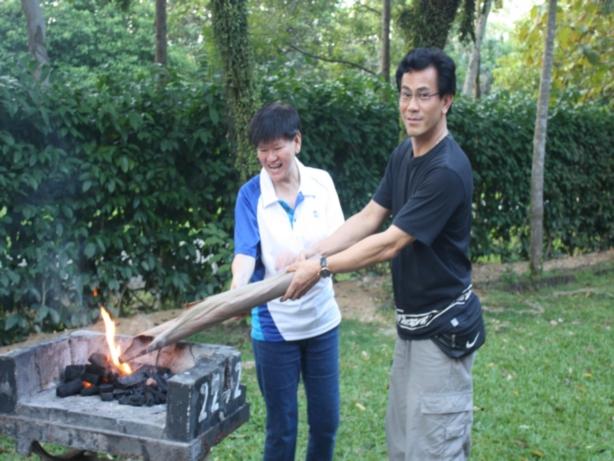 Others -  BBQ in Aranda 2009 - IMG_6752.jpg