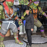 OIC - ENTSIMAGES.COM - Monica Galetti at the   Teenage Mutant Ninja Turtles Out Of The Shadows Gala Screening  Vue West End in London  29th May 2016 Photo Mobis Photos/OIC 0203 174 1069