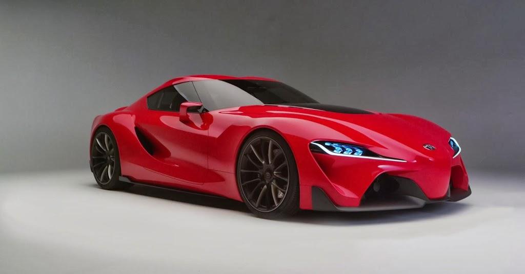 Toyota FT-1 Concept 15