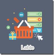 Labels in Blogspot einbinden