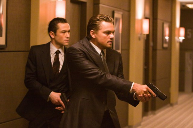 Inception - Leonardo Di'Caprio