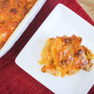 Chorizo Potatoes Au Gratin Recipe