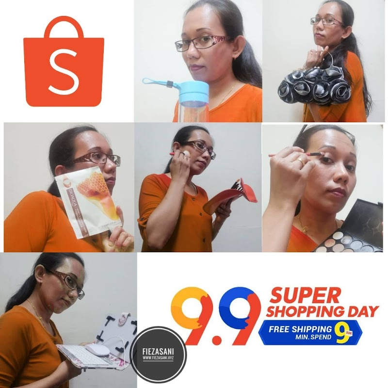 Save The Date Shopee 9.9