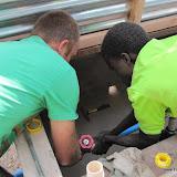Waterpomp installeren