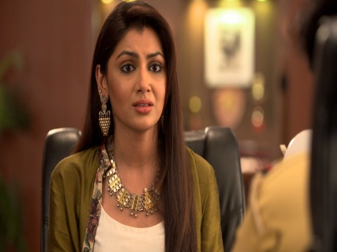 TheUpdatersoftelenovelasgh: FRIDAY UPDATE ON KUMKUM BHAGYA EPISODE