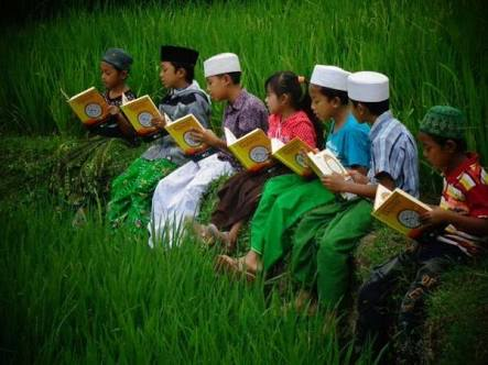 Keberkahan Membaca Al Qur'an.