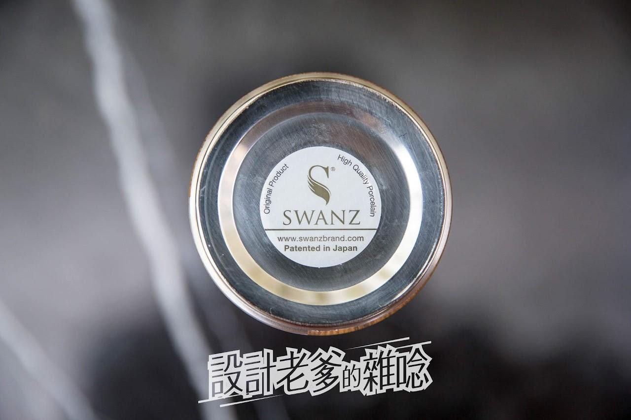 Swanz真空隔熱陶瓷淬鍊杯,[試] Swanz真空隔熱陶瓷淬鍊杯/食物保溫罐...就是靠這手陶瓷保溫杯陪我度過冷冷的天吧