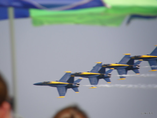 "Blue Angel Homecoming Will Dazzle With ""Skytypers"""