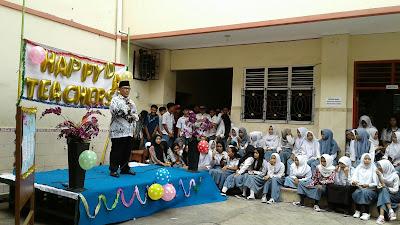 Sambutan Kepala SMK Gunung Jati Jakarta