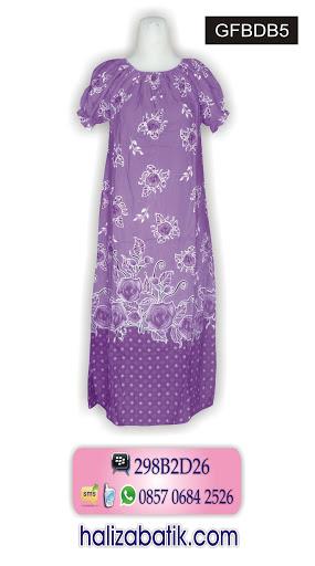 Busana Batik Modern, Jual Batik Online, Desain Baju Batik Wanita, GFBDB5