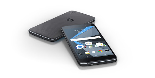 BlackBerry's New Android Device -  The Dtek 50 What to Expect 2