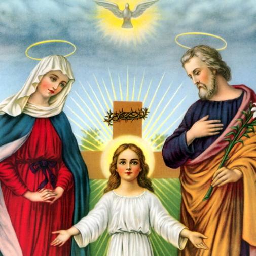 GIÊSU - MARIA - GIUSE, con mến yêu, xin cứu rỗi các linh hồn