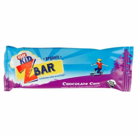 All natural food zone food review 38 clif kid z bar for Food bar t zone