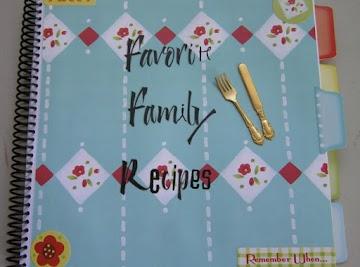 Favorite Family Recipes