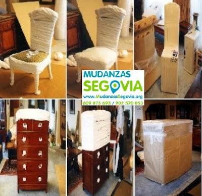 Transportes Pinarejos Segovia