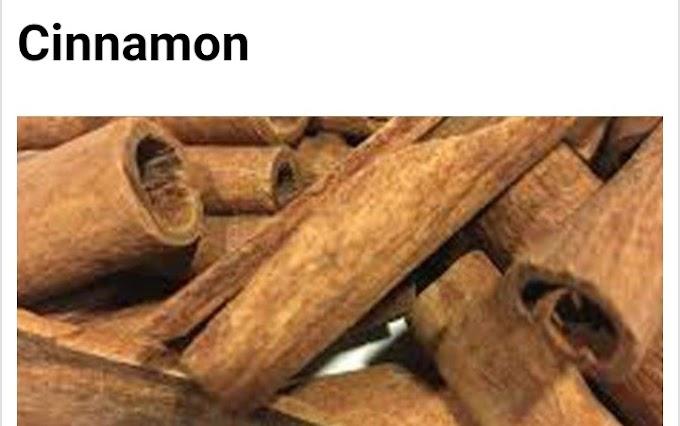 Botanical name of Cinnamon and its medicinal properties