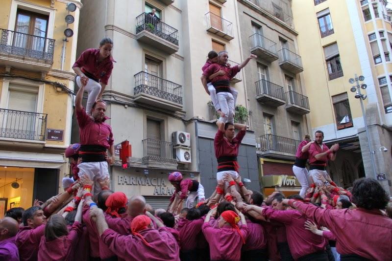 19è Aniversari Castellers de Lleida. Paeria . 5-04-14 - IMG_9588.JPG