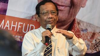 Konflik Demokrat, Jokowi Minta Mahfud dan Yasonna Tak Memihak