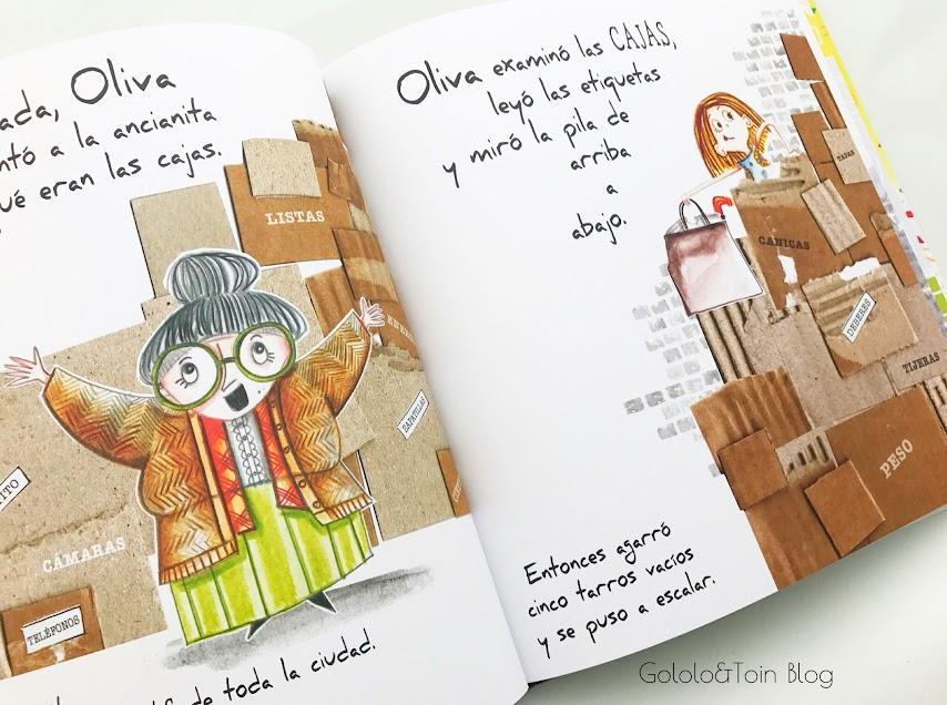 ilustraciones de Todas las cosas perdidas, cuento