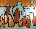 Abstract Still Life by Connor