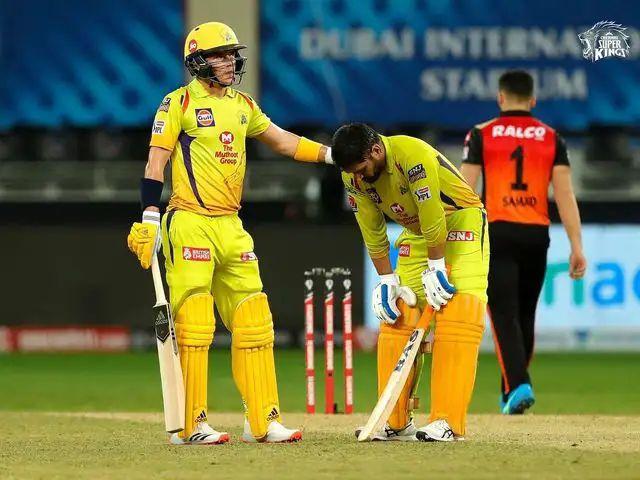 IPL 2020 : इन तस्बीर को देख रो पड़े करोड़ों दिल ,,, मैच के बाद खुद धोनी ने बताया आखिर क्या हुआ था ??