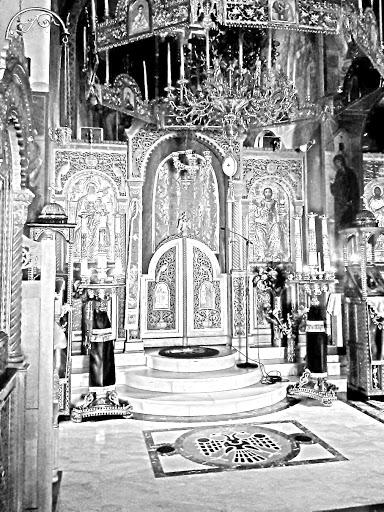 Πρόγραμμα Ακολουθιών Ιεράς Μονής Παναγίας Χρυσοπηγής. Ιουνίου 2021