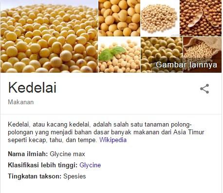 Kedelai juga dikenal sebagai kacang kedelai atau Glycine max yakni spesies kacang 27 Fakta Kedelai Untuk Menambah Wawasan