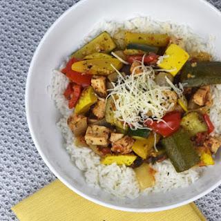 Healthy Chicken Vegetable Medley