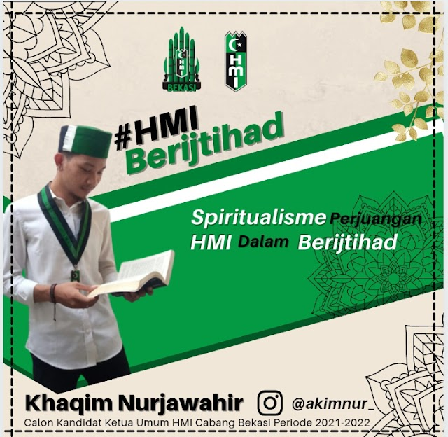 Spiritualisme Perjuangan HMI dalam Berijtihad