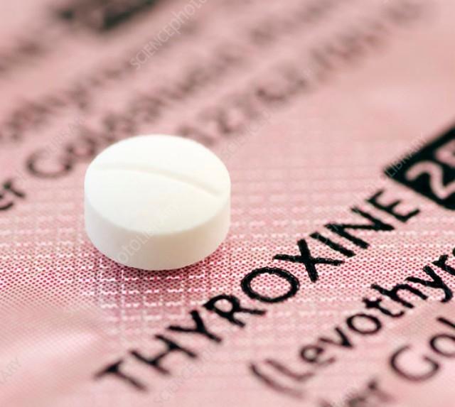 Checkup pregnant 15 weeks. Thyroxine kena tambah dose lagi. Bertabahlah.