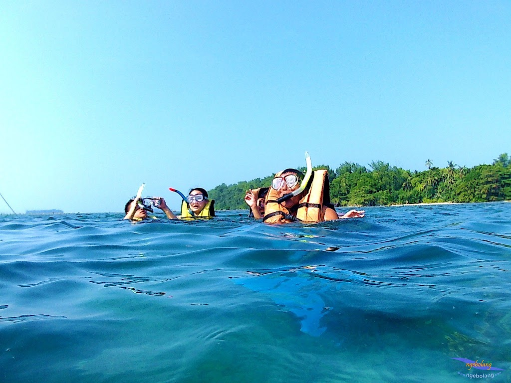 family trip pulau harapan, 1-2 agustus 2015 gopro 13