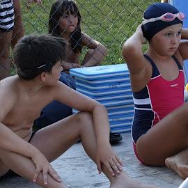 Clausura Cursos Natación Guadiana