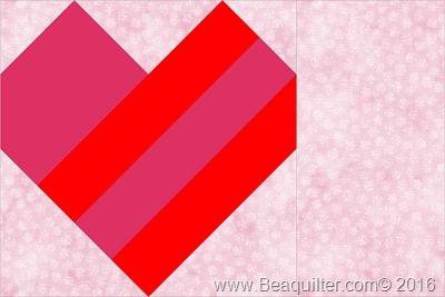 heart valentine's