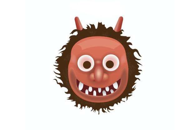 Biểu tượng cảm xúc Facebook Emoticon Mặt nạ quỷ Namahage