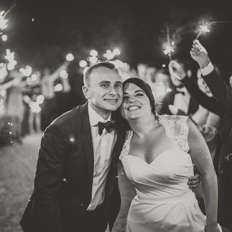 Wedding photographer Michał Bernaśkiewicz (studiomiw). Photo of 26.09.2017