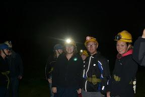 Alderley Edge copper mines September 2013